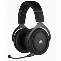CORSAIR HS70 PRO Gaming Headset, Wireless, Carbon