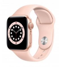 APPLE SMARTWATCH SERIES6 40MM/GOLD/PINK MG123