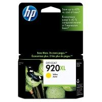 HP no.920XL Yellow Officejet Ink Cartridge (700 pages)