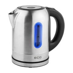 ECG ECGRK1785Colore Kettle 1,7l, 2000w, Stainless steel body