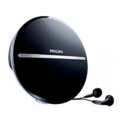 Philips Portable MP3-CD Player EXP2546/12, Dynamic Bass Boost, 10 hours of music