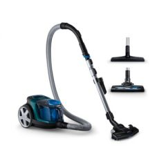 Philips PowerPro Compact Bagless FC9334/09 TriActive and Hard floors nozzle Allergy filter with PowerCyclone 5 Technology, damaged package