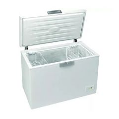 BEKO Freezer Box HSA24540N 230L 86cm, Energy class E (old A++), White