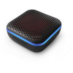 Philips Wireless speaker TAS2505B/00, Bluetooth 5.0, IPX7, 10 hours of play time, 2.5 hours charging time, Built-in microphone, Black, 3W